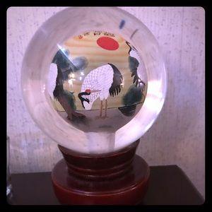 Japanese Globe